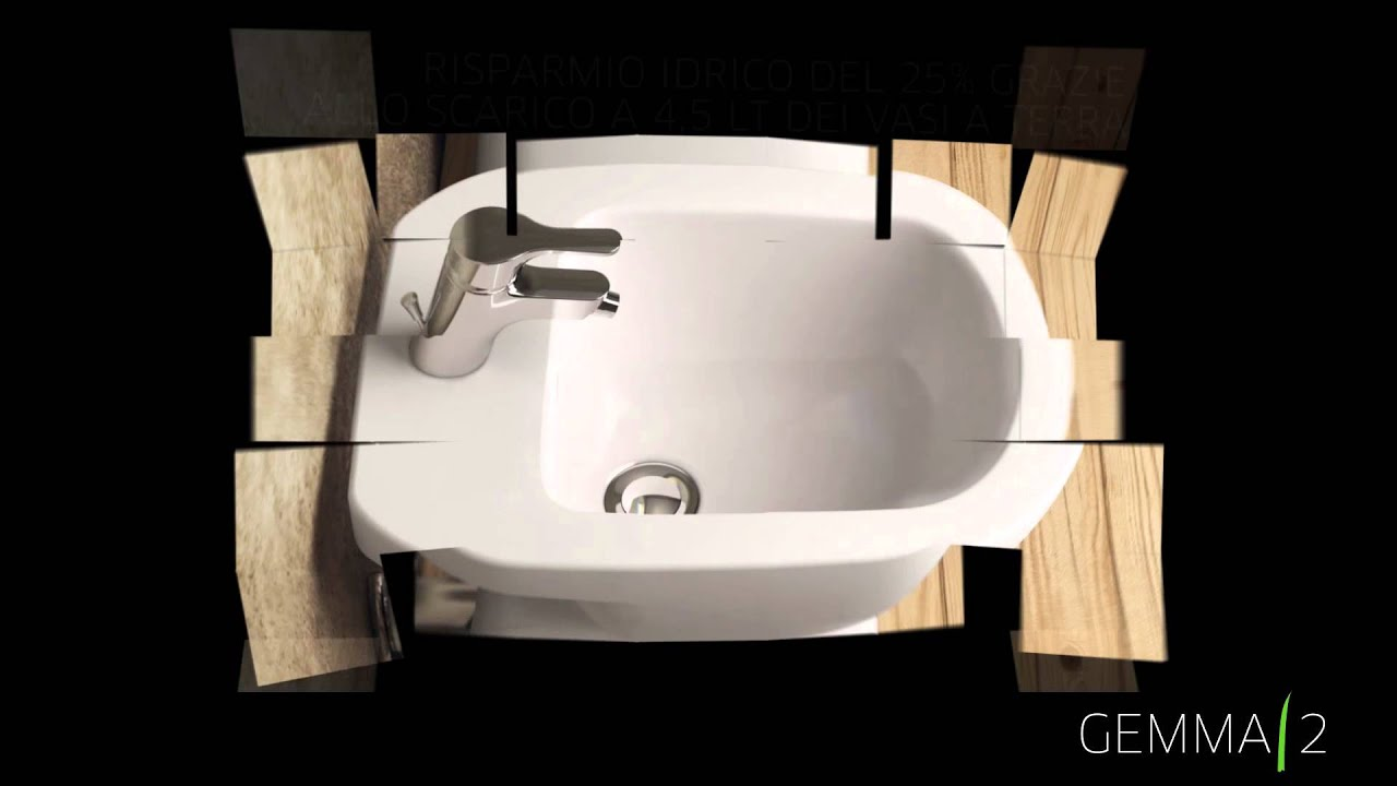 Ceramica Dolomite Gemma 2 - YouTube