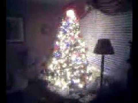 Motorized Christmas Tree Stand