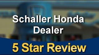 Schaller Honda Dealer New Britain Terrific Five Star Review by Roger F.