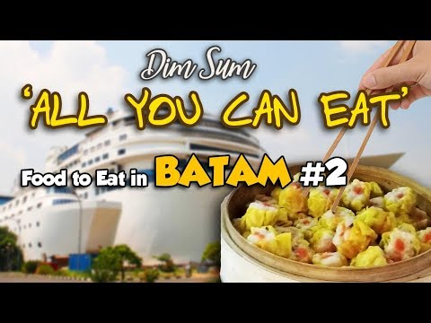 DimSum Feast *ALL YOU CAN EAT* at Pacific Palace Hotel BATAM - Food to Eat in Batam#2