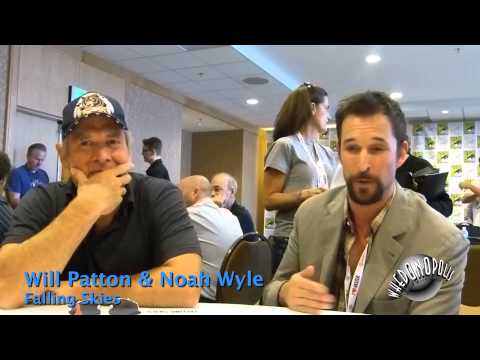 Falling Skies: Noah Wyle & Will Patton