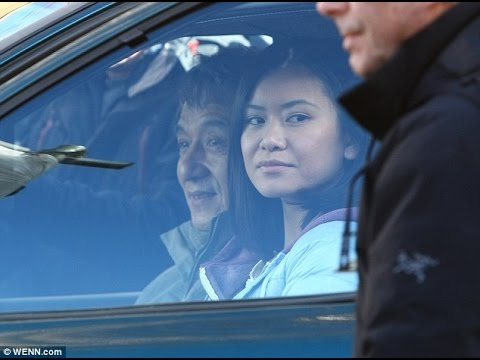 Katie Leung takes the driving seat as she films action thriller