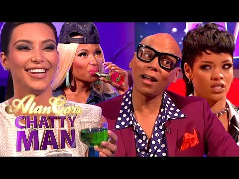 Best Of Celebrities Drinking - Alan Carr: Chatty Man
