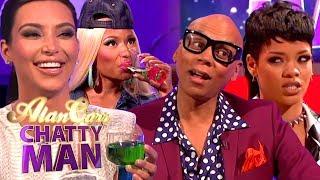 Best Of Celebrities Drinking - Alan Carr: Chatty Man