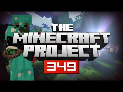Mining Laser = INSANE XP! - The Minecraft Project Episode #349