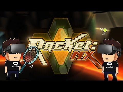 "RACKET: NX VR -  ""TENNIS ANYONE?"" (With Commentary) 