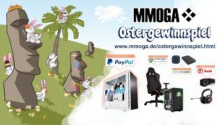 MMOGA Ostergewinnspiel 2019 - Gaming PCs und mehr gewinnen!