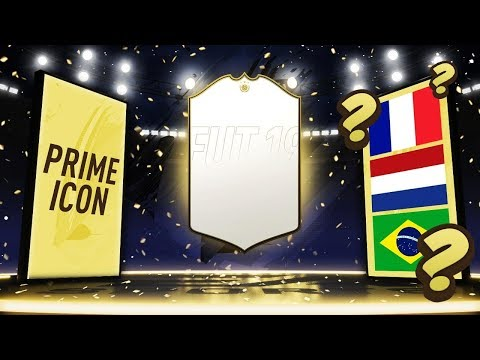 OMG I PACKED AN AMAZING *PRIME* ICON!!! FIFA 19 Ultimate Team