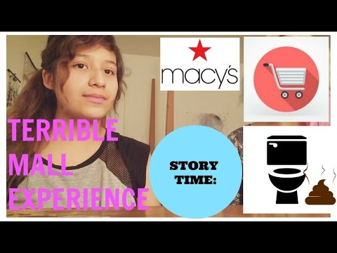 Worst Mall Experience | Story Time