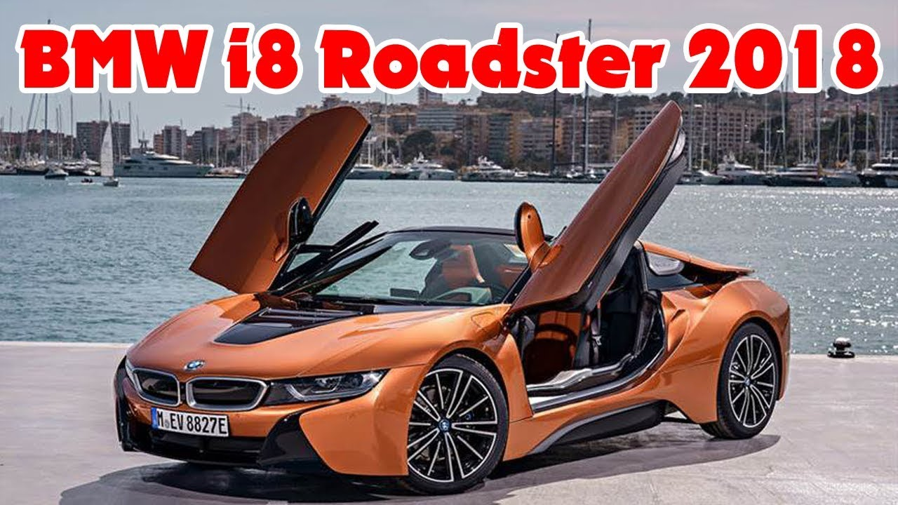 Bmw I8 Roadster 2018 Interior Exterior And Drive Youtube