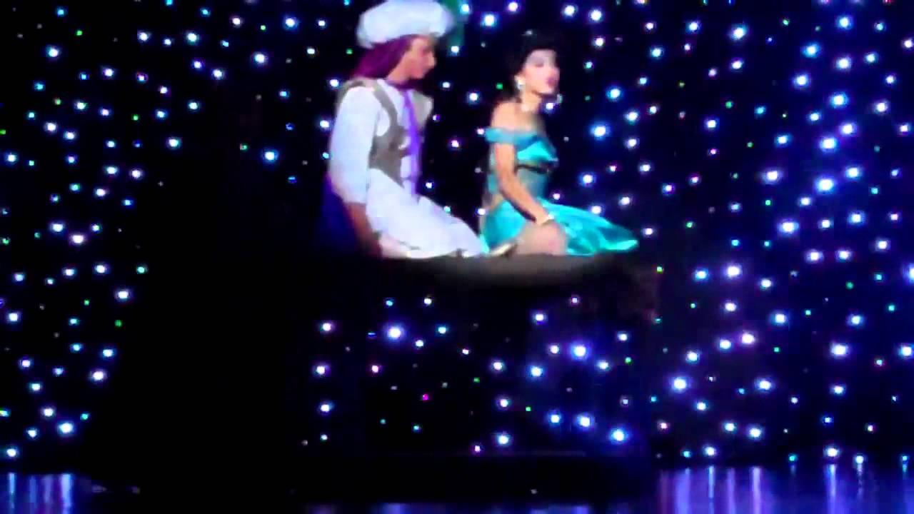 A Whole New World Aladdin Jr Youtube