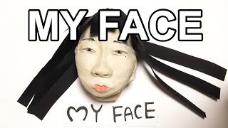 INTRODUCE MYSELF  CLAY FACE REVEAL