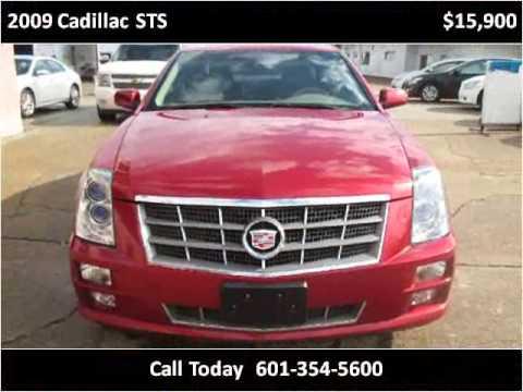 2009 Cadillac Sts Used Cars Jackson Ms Youtube