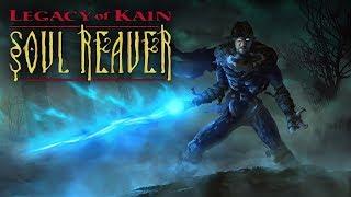 [18+] Шон играет в Legacy of Kain: Soul Reaver, СТРИМ 2 (PS1, 1999)