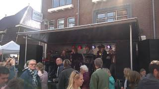 Carwash - Live Band Escalate - Kingsday 2015