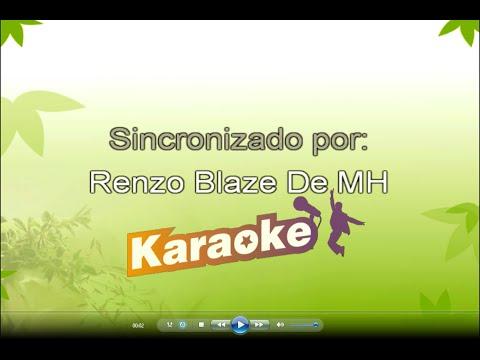 No te importo - Neztor MVL | Karaoke | Rap Romantico