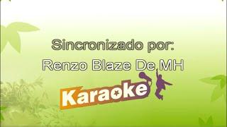 No te importo - Neztor MVL   Karaoke   Rap Romantico
