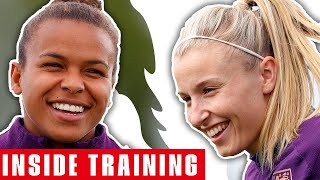 Lionesses Gear up for the World Cup! | Inside Training | Lionesses