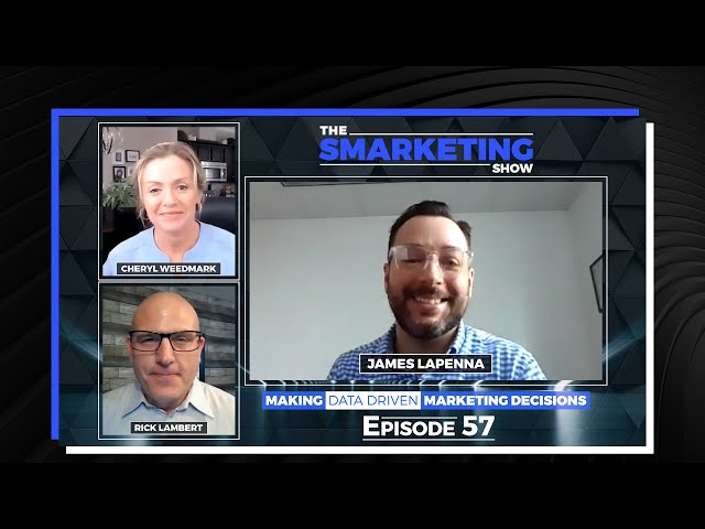 Making Data Driven Marketing Decisions with James LaPenna From Atlantic Tomorrows Office - EP 57