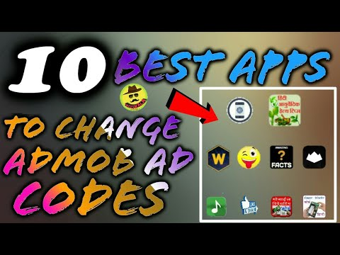 10 Best High Earning Apps to Change AdMob AD Code   Increase Your AdMob  Earnings 10x More