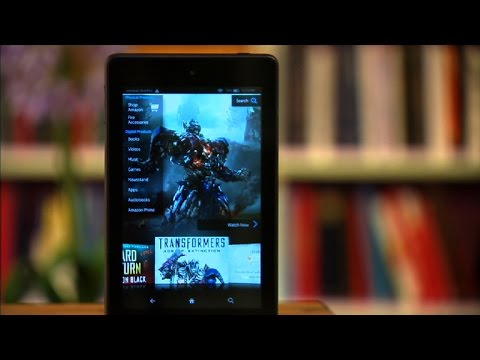 Amazon Fire HD 6 raises the bar on low-end tablets