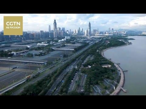 Это Китай Серия 4 Шэньчжэнь - город будущего [Age0+]