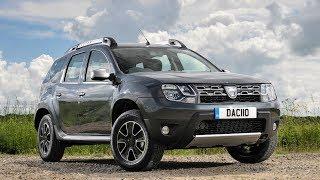 Dacia Duster Estate 2018 Car Review