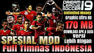Download Video Dream league Soccer 19 mod Full Timnas Indonesia Ultra Graphic | Mod Dls 15 offline MP3 3GP MP4