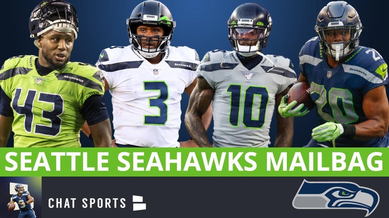 Seahawks Rumors On Josh Gordon, Carlos Dunlap, Russell Wilson, Rashaad Penny & Eli Apple | Mailbag