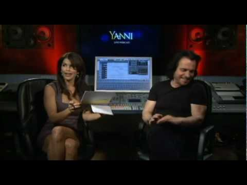 """Yanni : """" Cheers to Azerbaijan """""""
