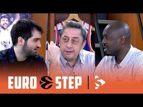 Teodosic & Efes, Rick Pitino & Panathinaikos, Buducnost Transferleri, Fenerbahçe Beko I EuroStep #6