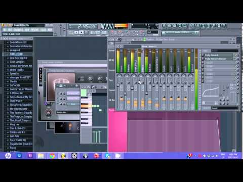 Cam'ron - Down And Out ( Fl Studio REMAKE) Wit FLP!!!!