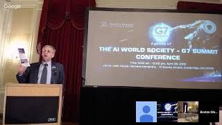 WORLD SOCIETY – G7 SUMMIT CONFERENCE 2019