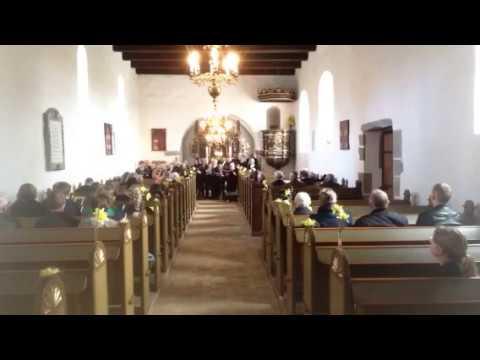 Øster Nykirke - Opstanden er den Herre Krist