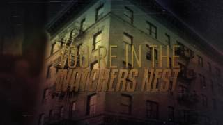 THE MIDNIGHT GHOST TRAIN - The Watchers Nest (Official Lyric Video) | Napalm Records