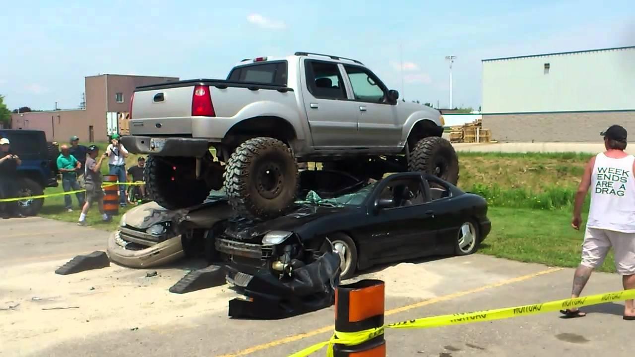 ford explorer sport trac car crush youtube - Ford Explorer Sport 2001 Lifted