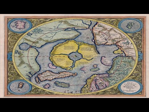Early Polar Maps and Exploration