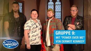 Gruppe 09: Karl, Matthias, Marvin & Jan-Marten mit