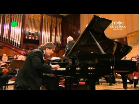 Daniil Trifonov plays Chopin Piano Concerto no.1 in E minor op.11 part 1