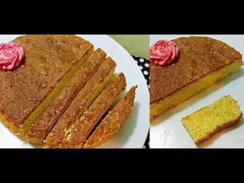 BANANA CAKE | പഴം കൊണ്ട് സൂപ്പർ ടേസ്റ്റിൽ ഒരു ടീ ടൈം കേക്ക് BANANA CAKE WITHOUT OVEN | RECIPE : 305