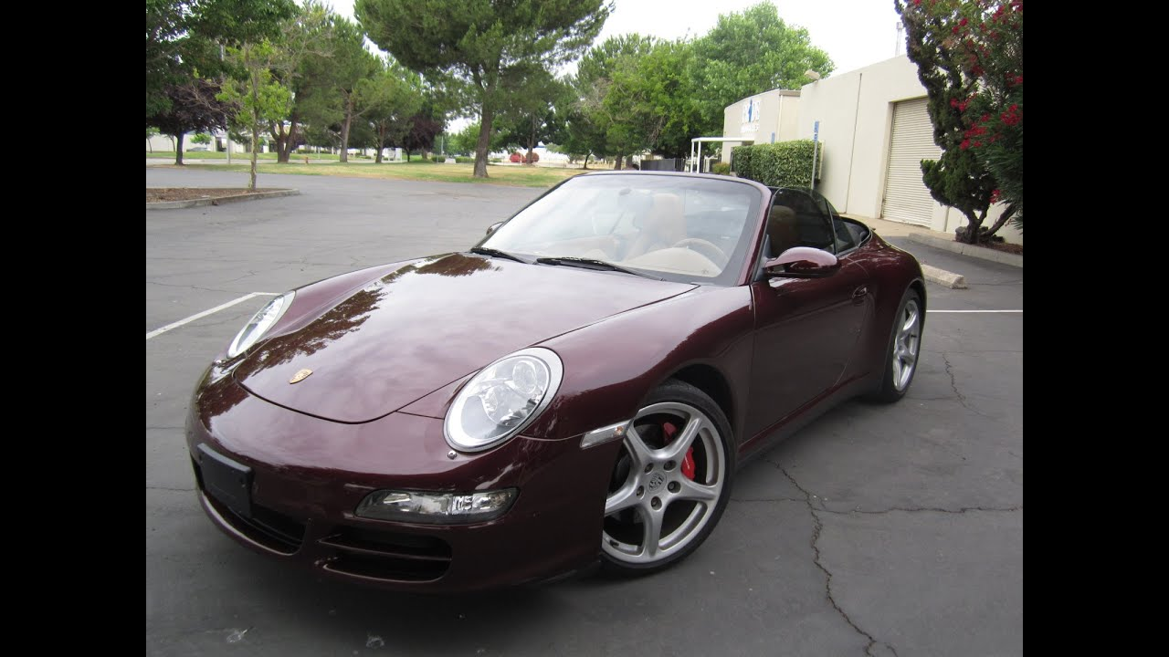 2006 porsche 911 carrera 4s awd youtube. Black Bedroom Furniture Sets. Home Design Ideas