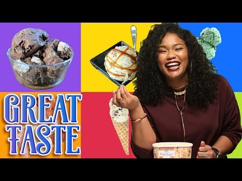 The Best Ice Cream Flavor | Great Taste