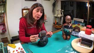 La Tienda de Dina Valencia S03E83 Tono piel Buda+demostración Pouring