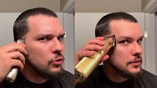 Easiest Self Haircut 2021   H๐w to Cut Your Own Hair   Haircutting   Barber Gang