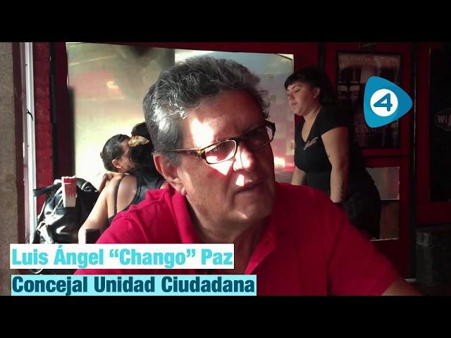 """Entrevista al concejal Paz de Florencio Varela: """"El municipio le hizo juicios a Edesur y los ganó, pero la empresa no invierte"""""""