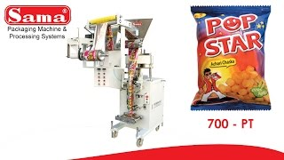 Snacks Packing Machine 700 PT