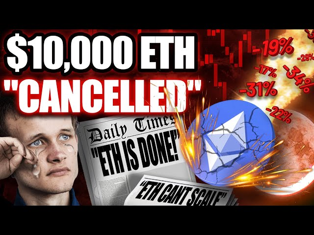 WARNING! Ethereum to Have BAD NEWS Later This Year!?