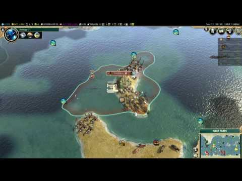 Civilizations V Aztec Montezuma Episode 12