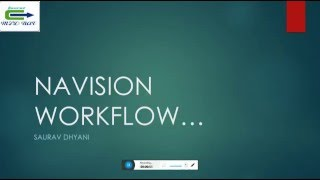 Microsoft Dynamics NAV 2016 - Workflow What all we will cover