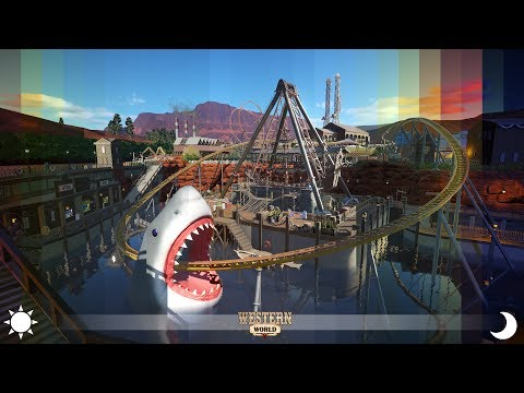WESTERN WORLD - Commercial Break - Planet Coaster